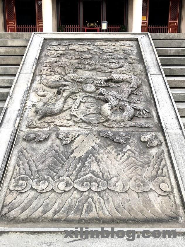 台中孔子廟の大成殿07