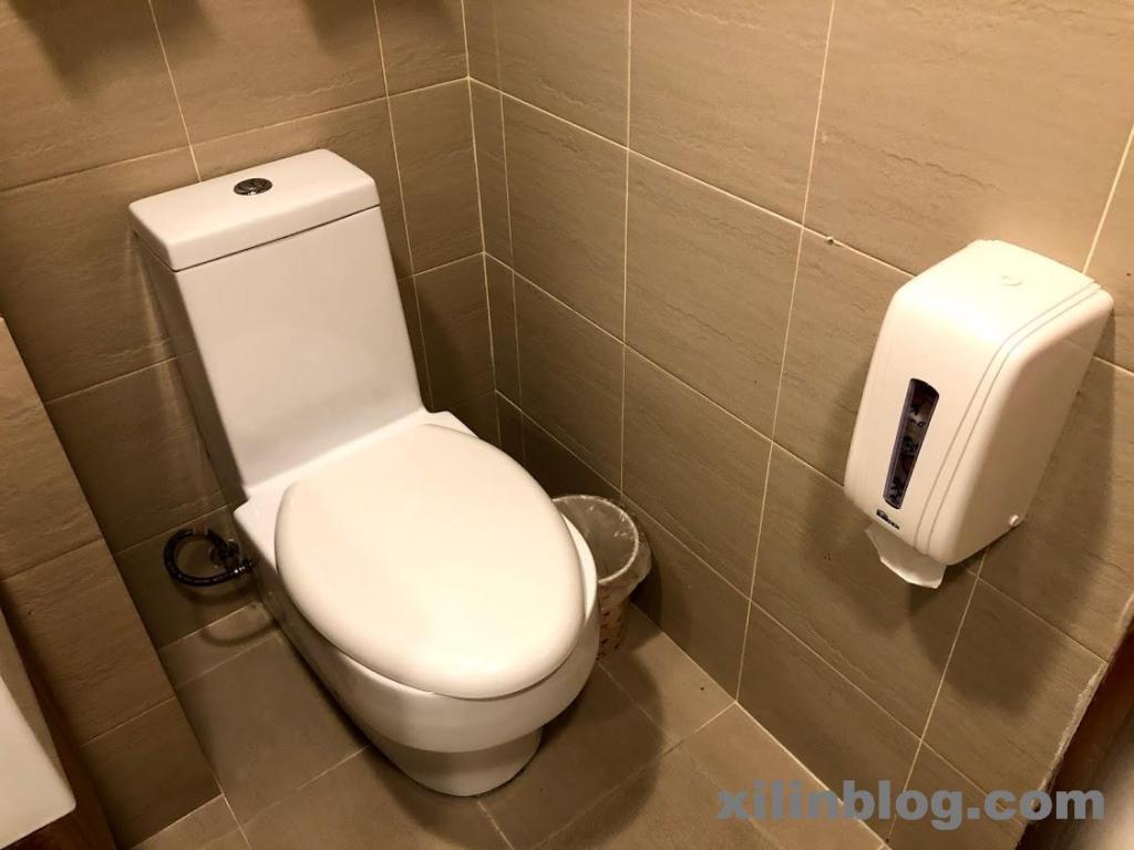 台北VIPホテルのバスルーム03
