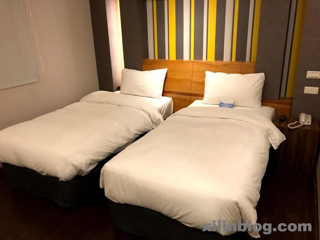 台北VIPホテルの部屋02