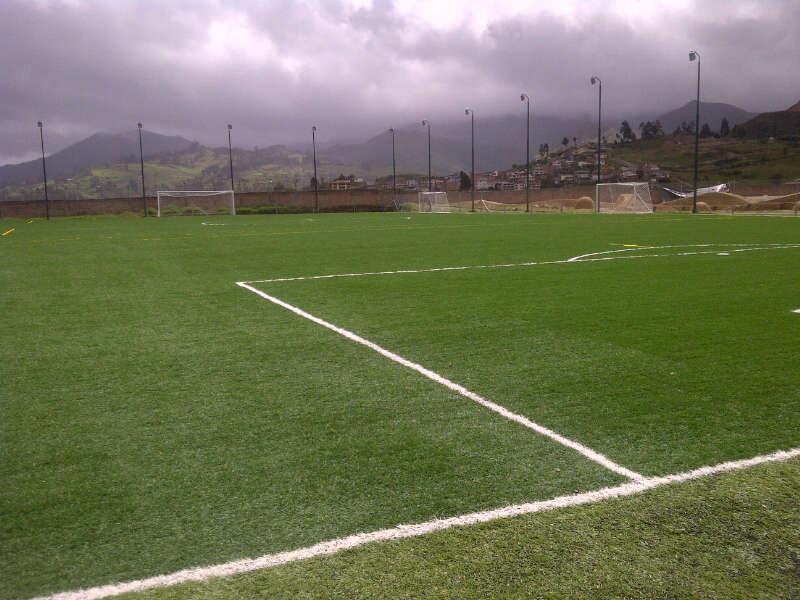 Campeonato deportivo, integra a estudiantes de la UTPL (1/2)