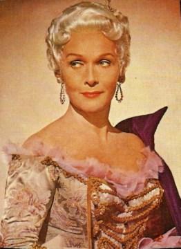 Elisabeth Schwarzkopf com a Marie Therese princesa de Werdenberg, coneguda popularment com a Marschallin