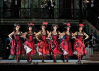 The Grisettes a The Merry Widow Foto Foto Ken Howard/The Metropolitan Opera