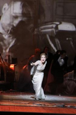 Diana Damrau (Lucia) © Opéra de Munich / Wilfried Hösl