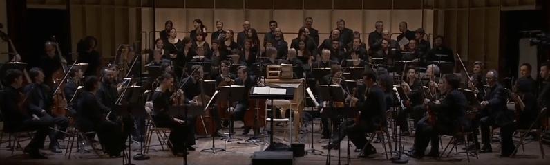 Ensemble vocal Accentus i la Insula Orchestra