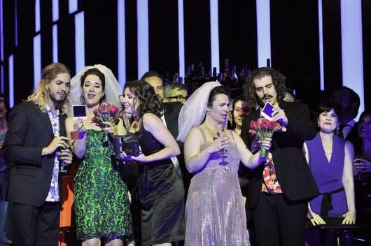 Così fan tutte Liceu, maig 2015. Producció Damiano Michieletto Foto Antoni Bofill-Premsa Liceu