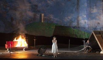 Sophie Koch a Le Roi Arthus a la ONP Fotografia ©Andrea Messana/OnP