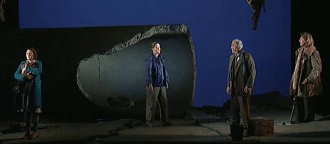 L'assedio di Calais Producció de James Conway English Touring Opera