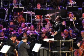 John Wilson i la seva orquestra en el PROM dedicat a Bernstein