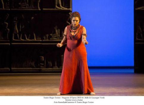 Kristin Lewis (Aida)