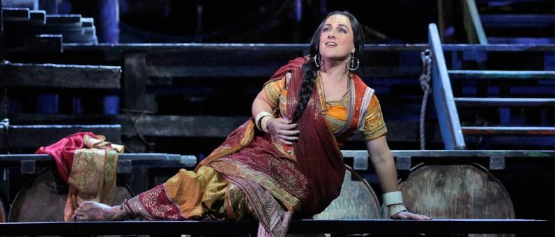 Diana Damrau (Leila) Foto: Ken Howard/MetropolitanOpera