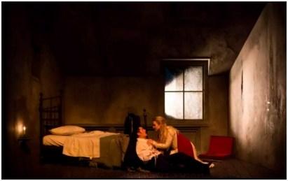 Werther amb Beczala i Garanca , Producció de Benoît Jacquot ©Émilie Brouchon/ONP 2016