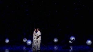 Madama Butterfly acte 1er Producció Anthony Minghella Opolais i Alagna