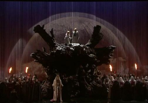 Norma Producció de Davide Livermore Teatre Real 29 d'octubre de 2016