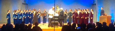 Cor Vivaldi, Òscar Boada i Narcís Bonet. Auditori Axa 25 de març de