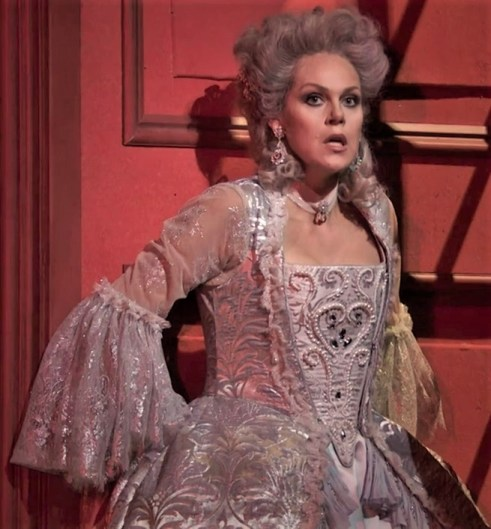Kristine Opolais (Rusalka) acte 2on. Producció de Mary Zimmerman
