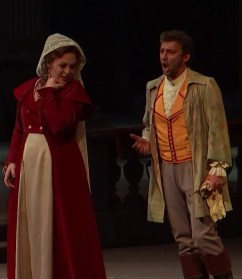 Martina Serafin i Jonas Kaufmann Tosca Staatsoper de Viena 2017