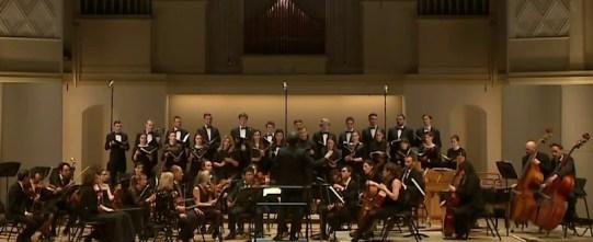 Ensemble Matheus, Intrada Vocal Ensemble, i Jean-Christophe Spinosi