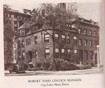 Robert T. Lincoln's home