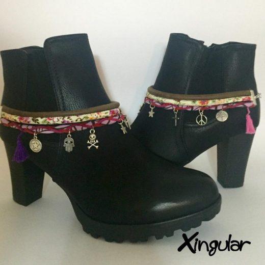 Pulseras Xingular Negro 2 #1