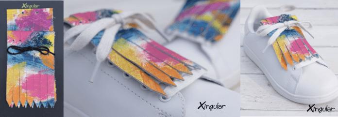 Flecos Xingular Design estilo arty