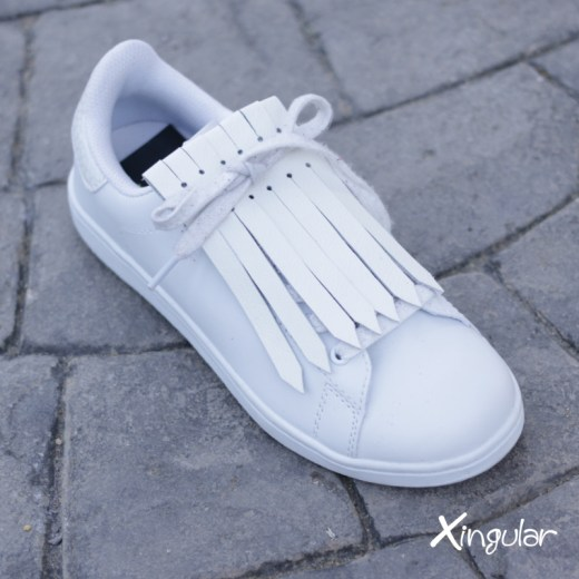 Flecos Zapatillas Blancos