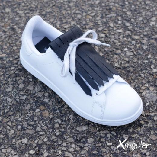 Flecos Zapatillas Negros