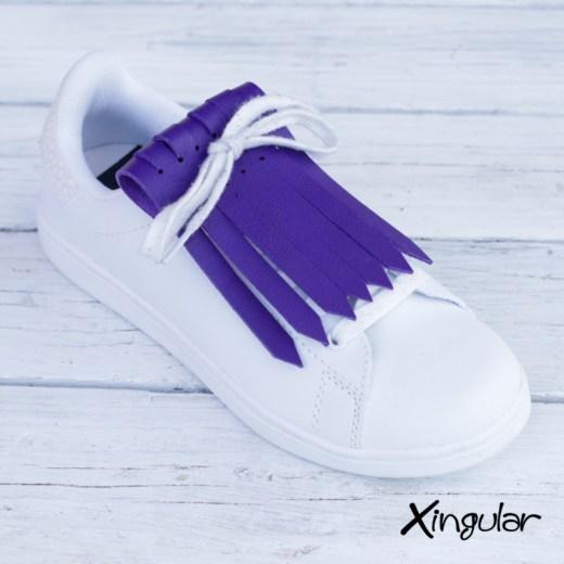 Flecos Zapatillas Violeta