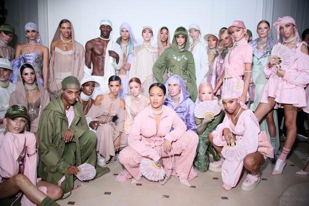 Fenty and Puma by Rihanna