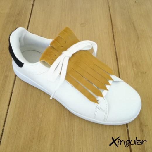 Flecos zapatillas lemon curry