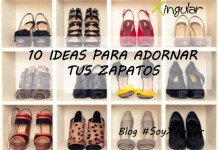 Ideas adornar zapatos
