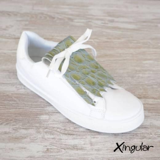 flecos zapatillas tie dye