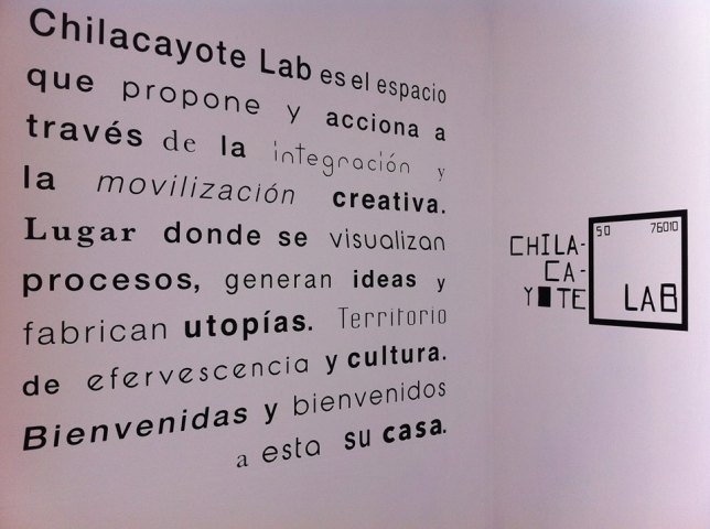 CHILACAYOTE LAB