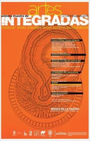 MUESTRA DE ARTES INTEGRADAS