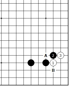 Diagram 8 - White strong Answer