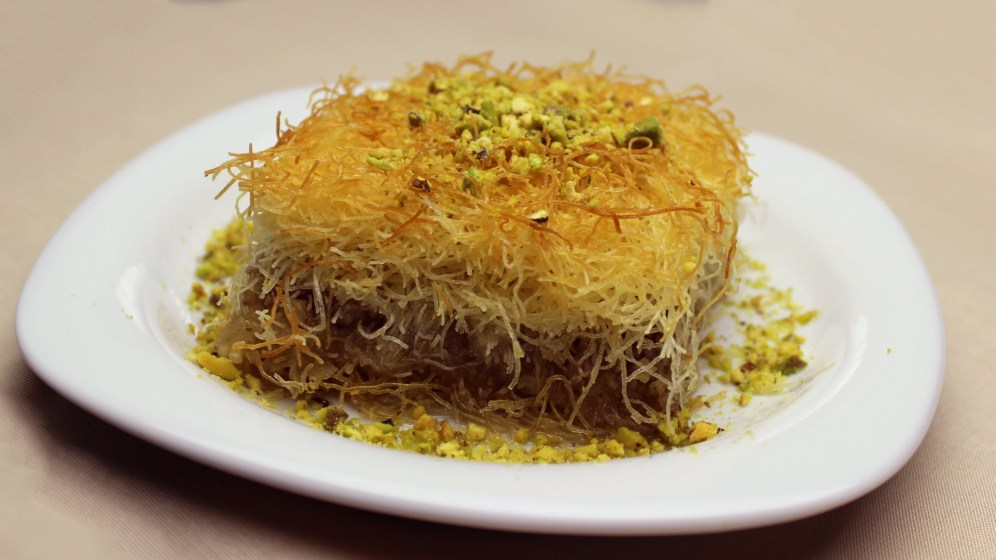 Turkish Kunafa