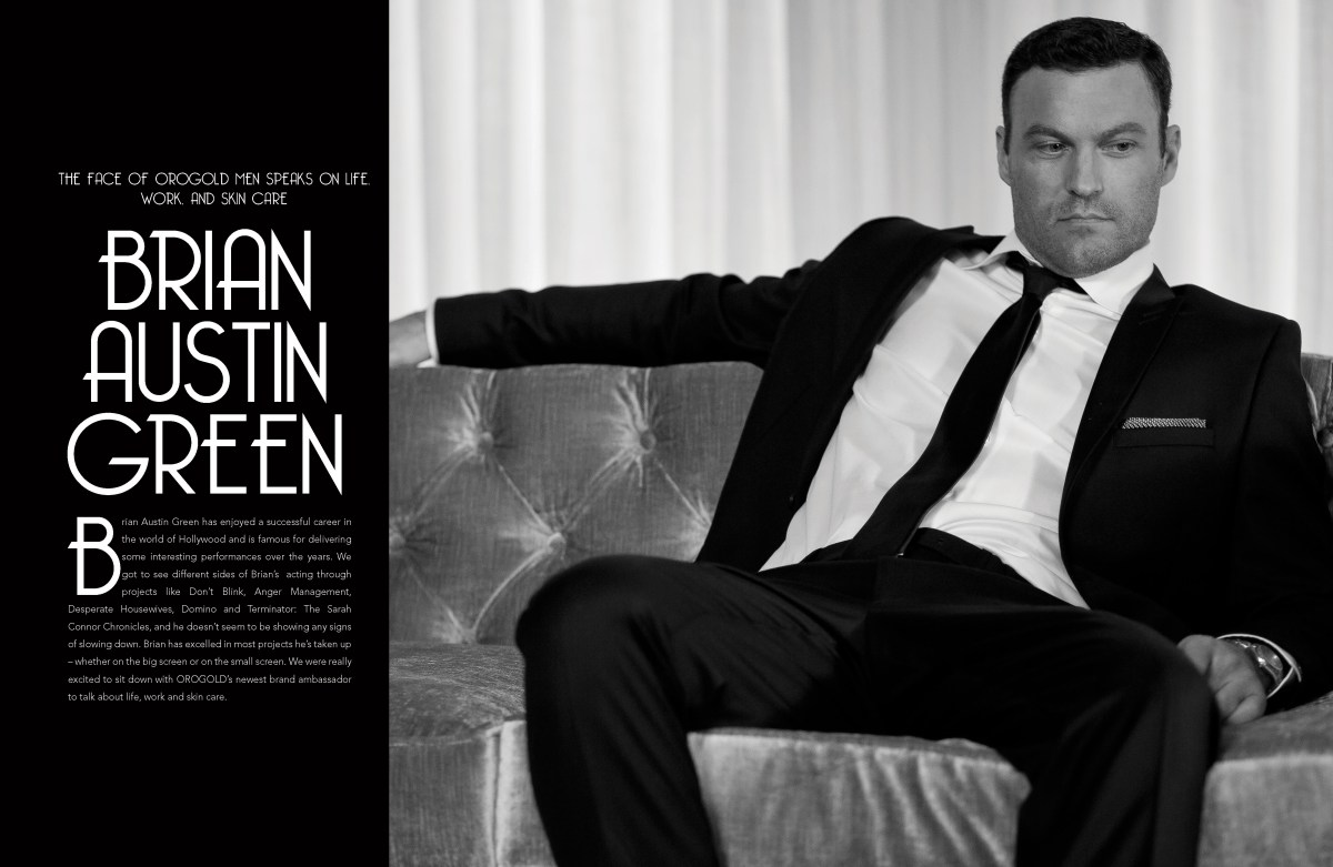 brian austin green and orogold