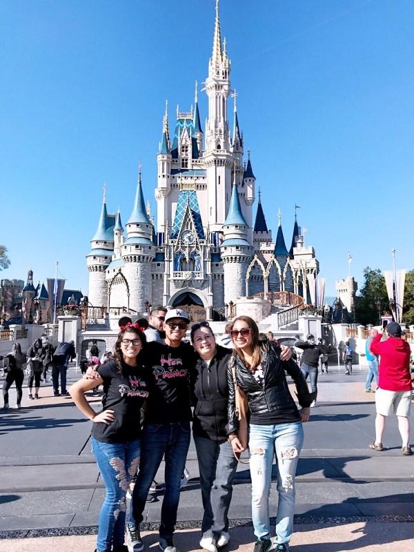 Disneyland Orlando Florida