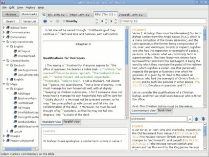 free download bible software for windows 7