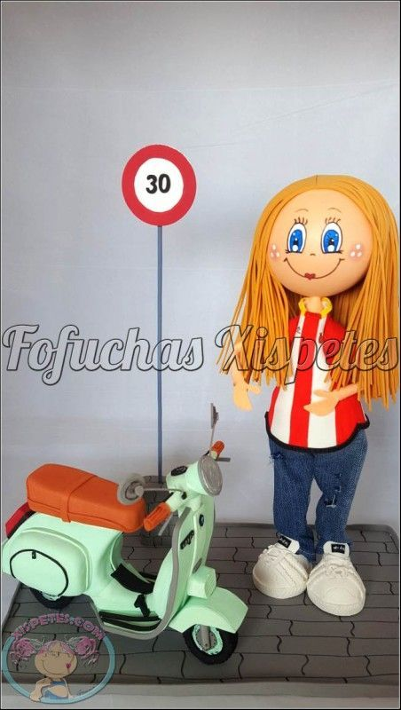 fofuchas Xispetes_Vespa Girona (9)