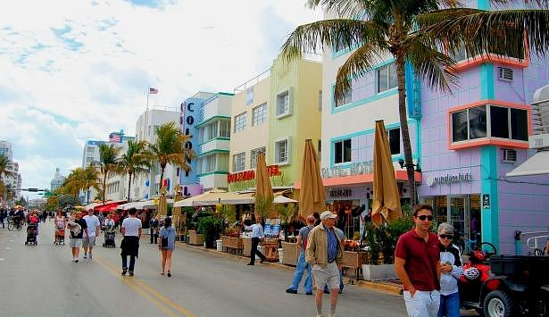 South Beach - Barrios de Miami