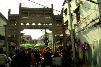 Shanghai - Mercado popular