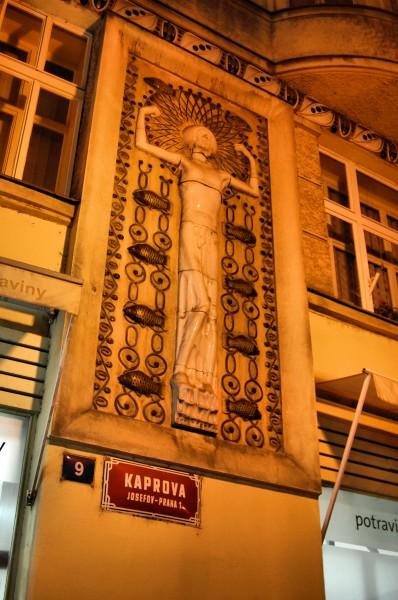 Art Decó en Praga