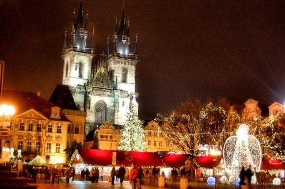Plaza del Stare Miasto de Praga