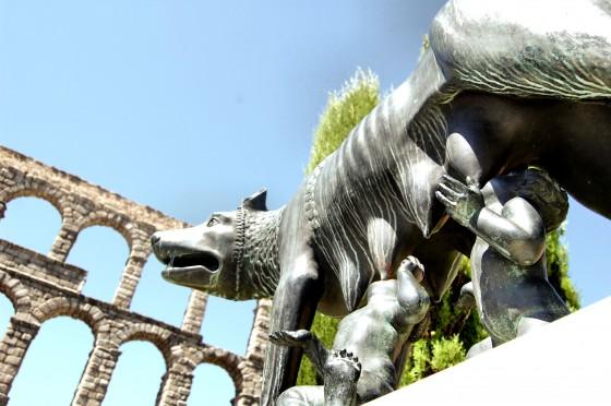 La Loba Capitalina de Segovia