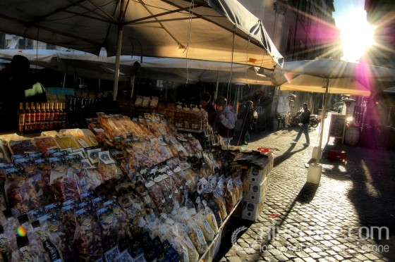 Visitar Roma - Campo dei Fiori