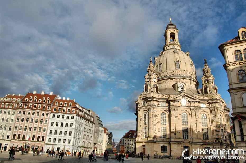 Iglesia de Nuestra Señora de Dresde