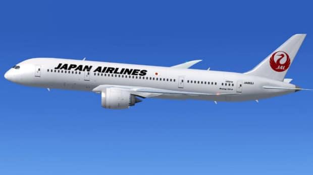 Aerolínea japonesa JAL