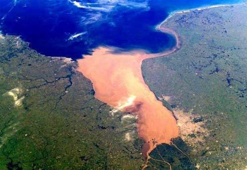 Río La Plata, Argentina (Foto: Blog de viajes y fotografía Xixerone)