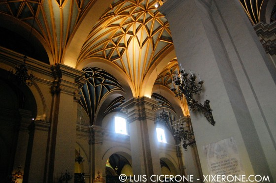 Catedral - interior