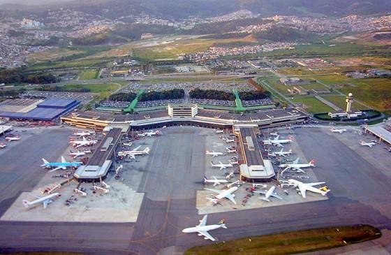 Los aeropuertos más importantes de Brasil